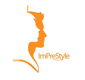 Logo ImPreStyle-exclusive weiß