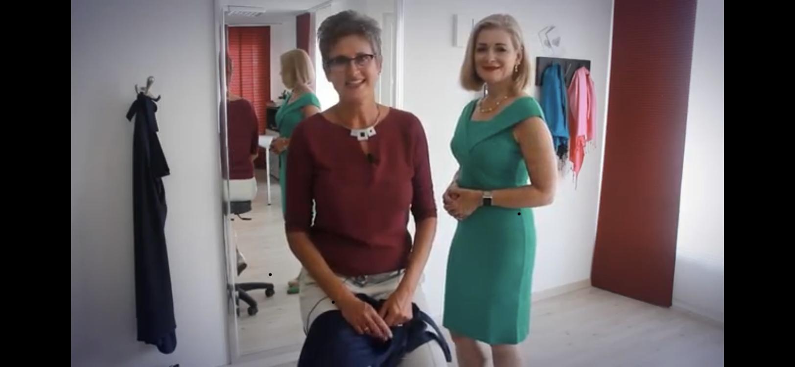 CorporateColor Petra Waldminghaus mit Tina Sarau