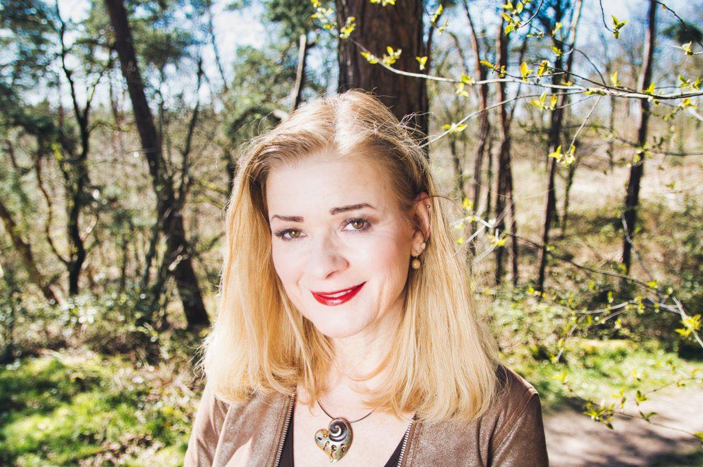 Portrait im Wald