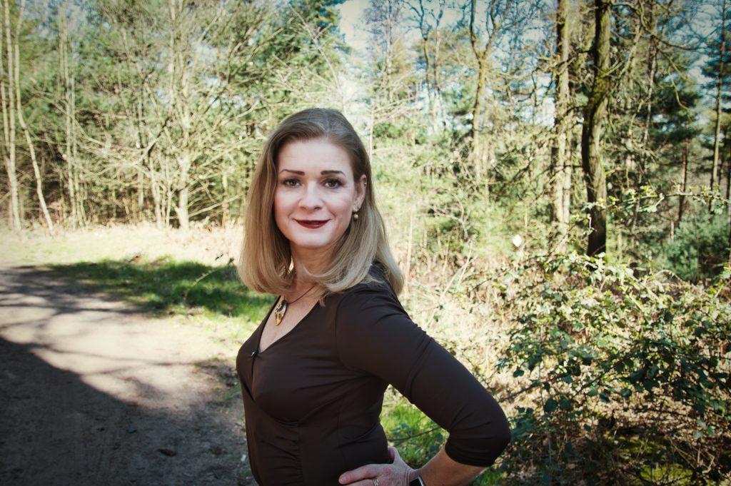Wickelshirt_Fotoshooting im Wald