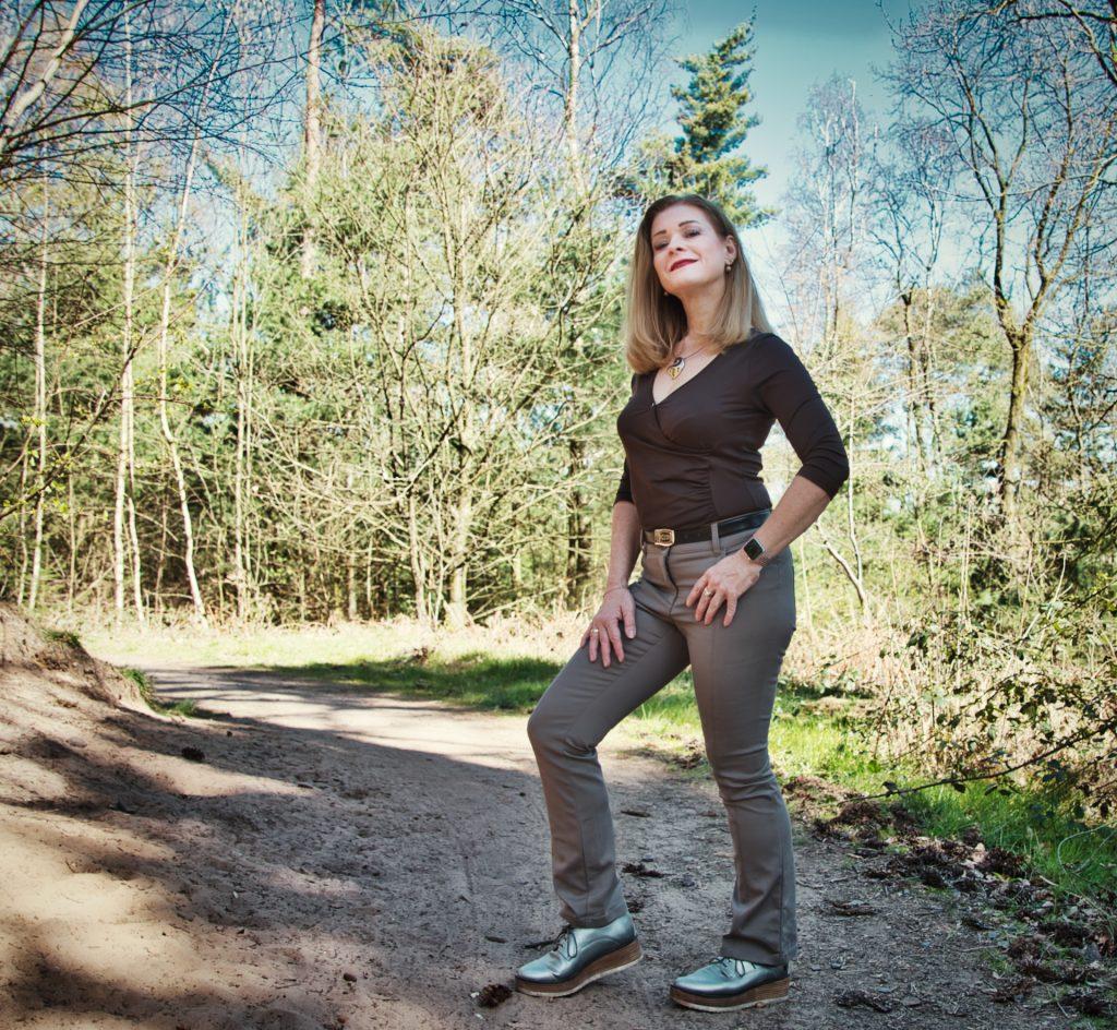 Fotoshootin im Wald