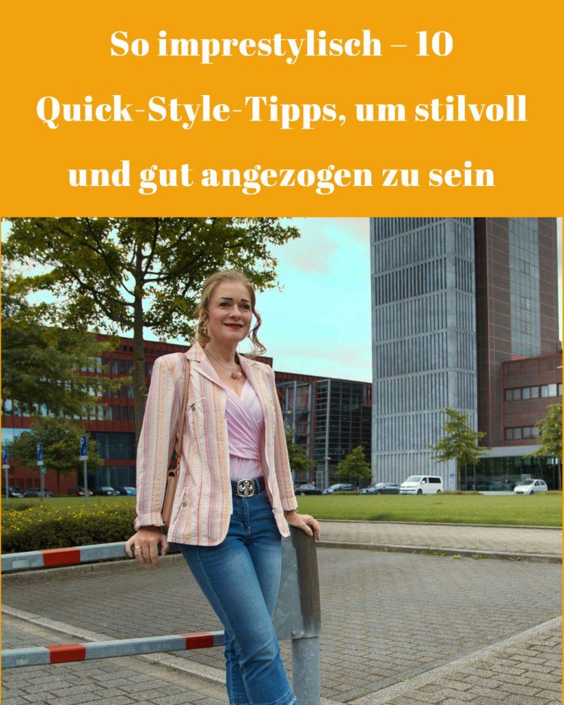0 Quick-Style-Tipps um gut und stilvoll angezogen zu sein