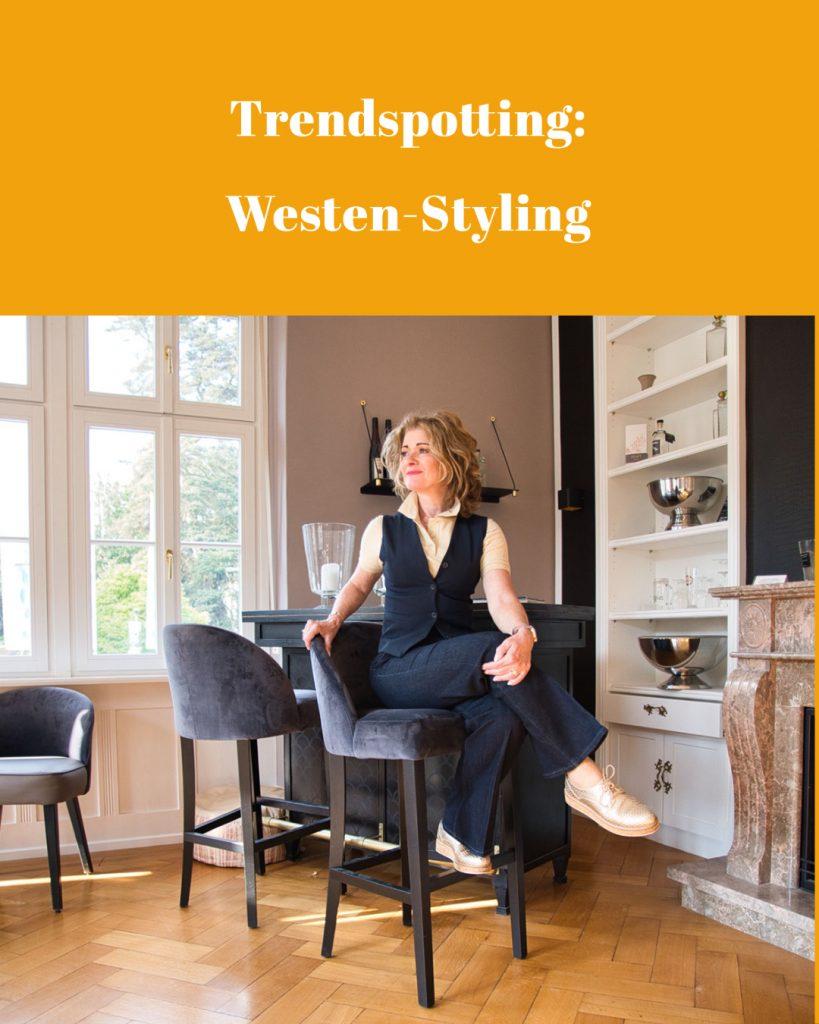 Trenspotting: Westen-Styling